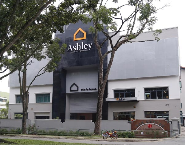 ashley Sungei Kadut singapore